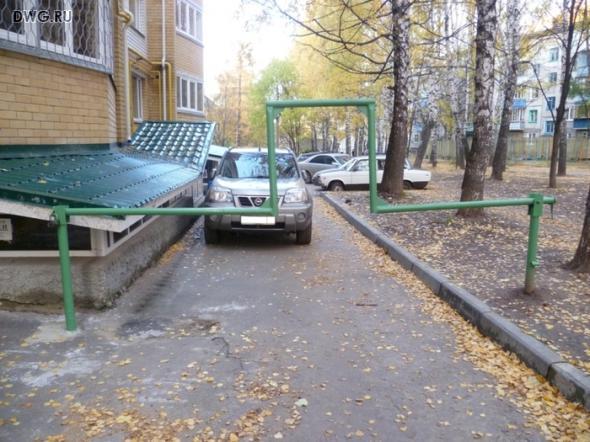 Забота о пешеходах