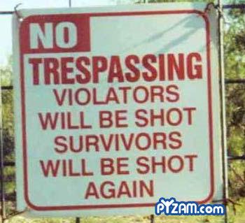 Выжившие будут пристрелены