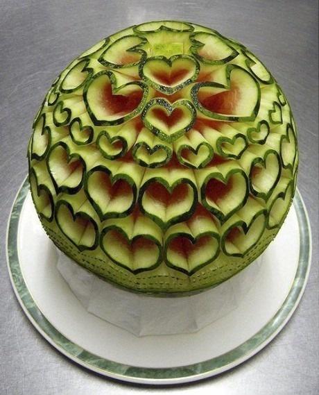 Дизайн арбуза