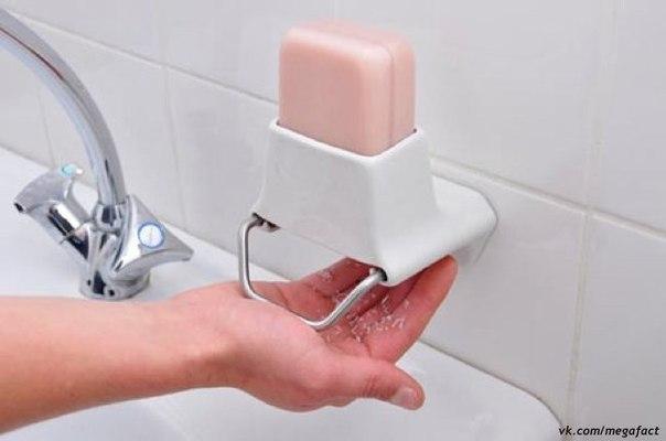 Дозатор для твердого мыла