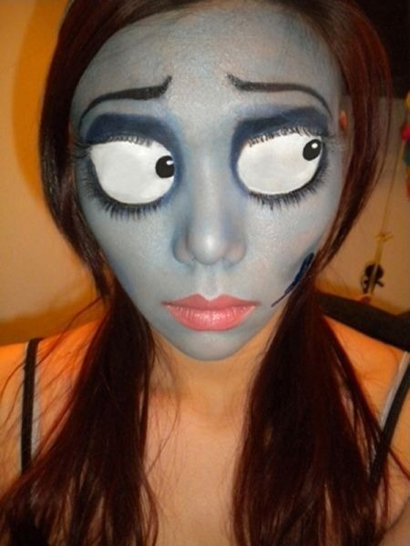 Мейкап на Хелоуин