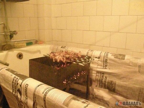 Как приготовить шашлык дома