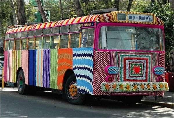 Креативный автобус
