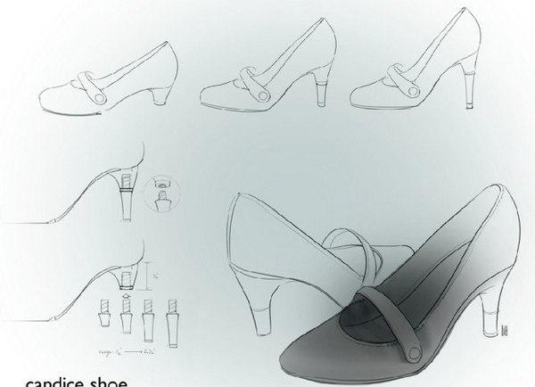 Сменные каблуки