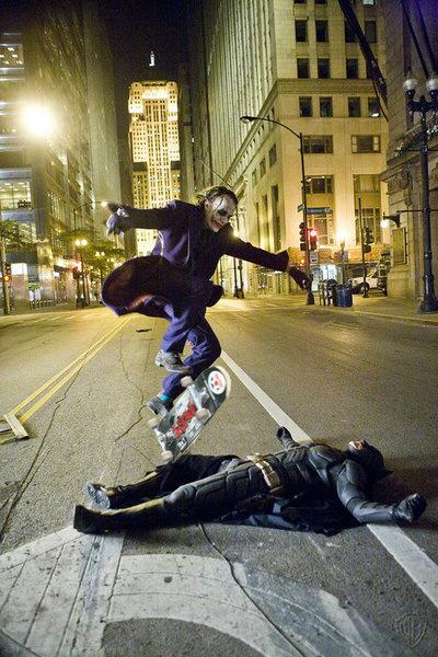 Бэтмен и Джокер