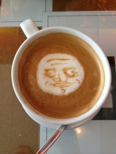 Me Gusta кофе