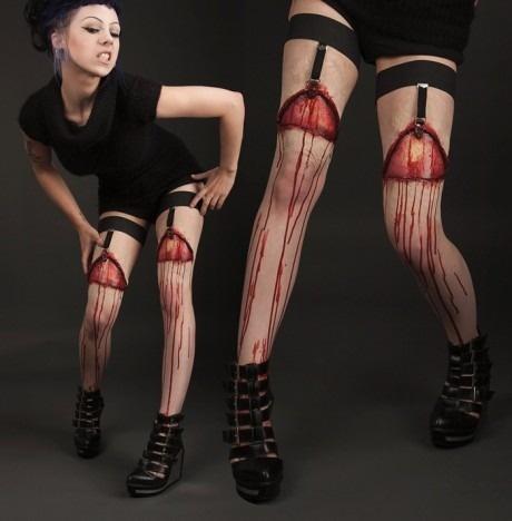 Колготки для зомби