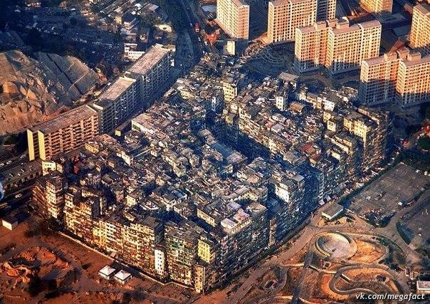 Квартал Гонконга