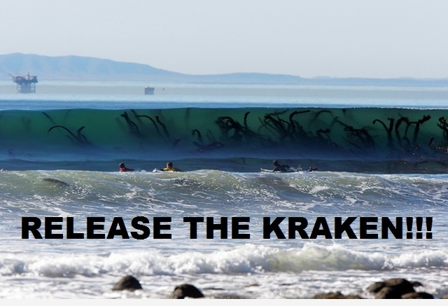 Release the Kraken!!!!