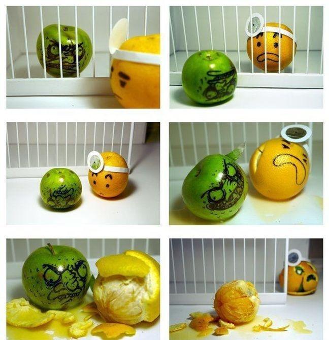 Психическое яблоко