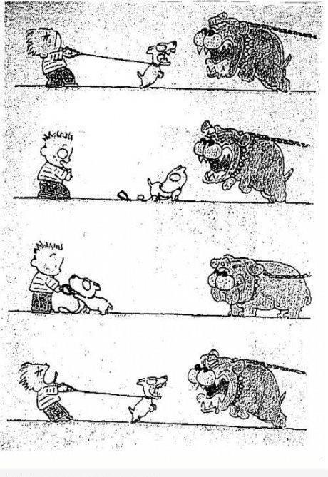 Злобный пес