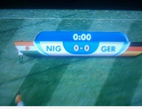 NIG vs GER