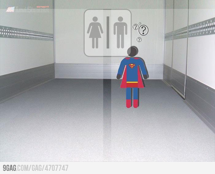 Дилема супермена