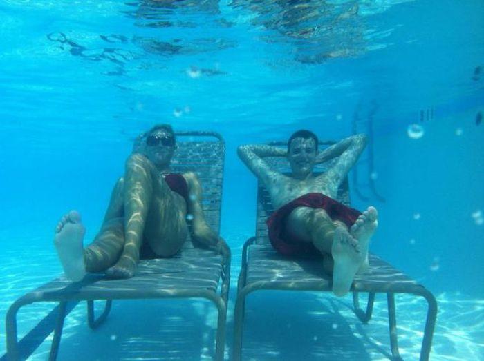 Подводный отдых
