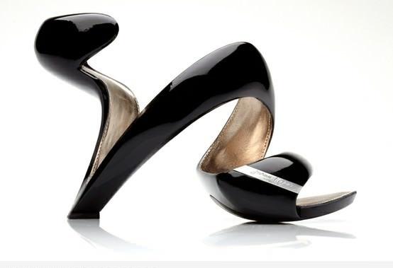 Креативная туфля