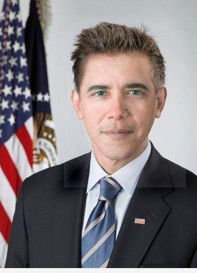 Если бы Обама был белым