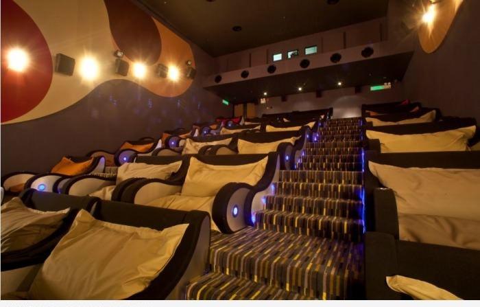 Удобнейший кинотеатр