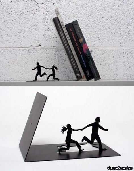 Держалка для книг