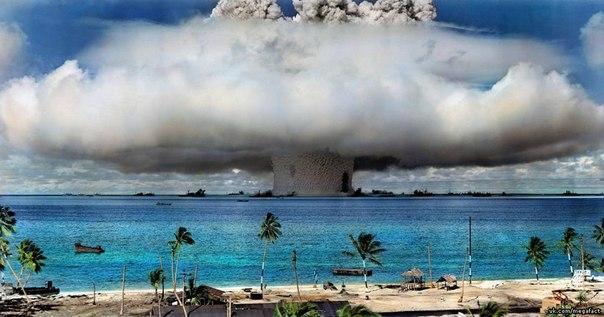 Атомные испытания