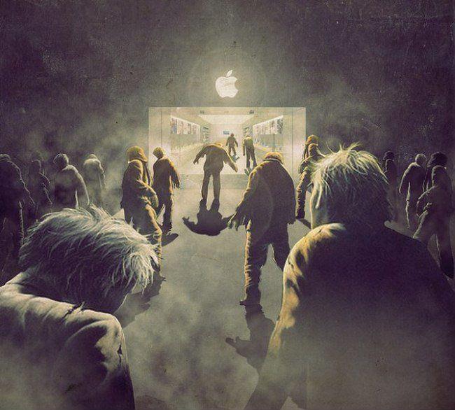 Настоящие зомби
