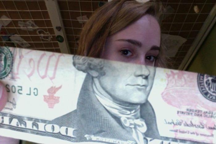 Деньги  и реальность