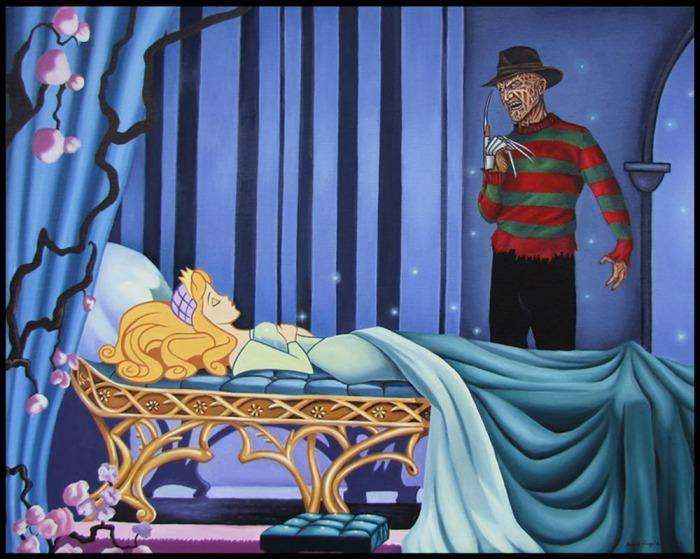 Проблемы у спящей красавицы