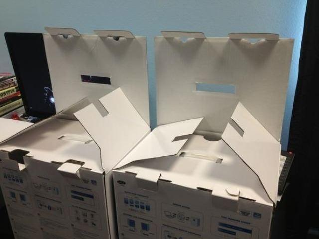 Одушевленные коробки