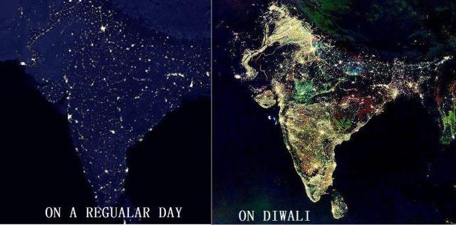 Индия в праздник