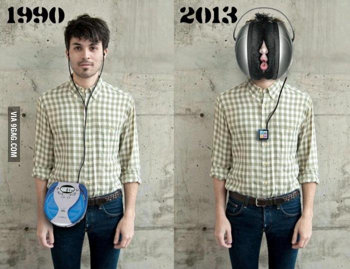 Музыка тогда и сейчас