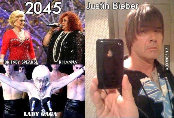 Звезды в 2045
