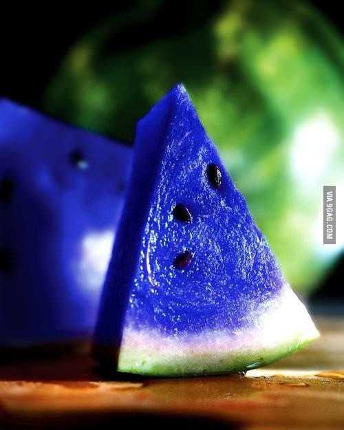 Синие арбузы