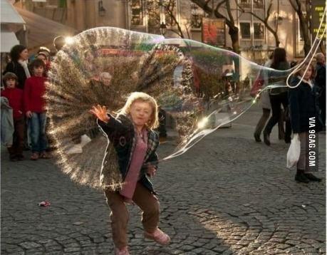 Тайминг с пузырем