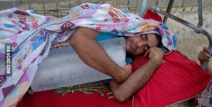 Жара в Ираке