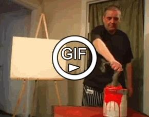 Как рисуют шедевры