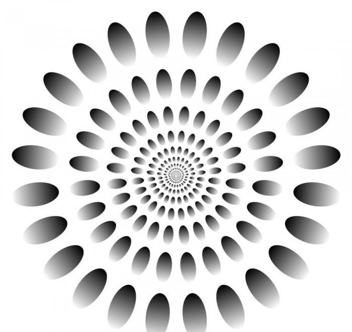 Иллюзия с освещенностью
