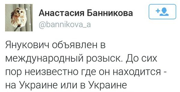 Про Януковича