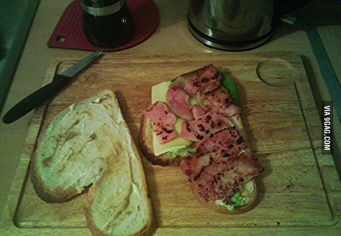 Фейл бутерброда