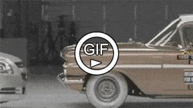 Машина 1959 vs 2009