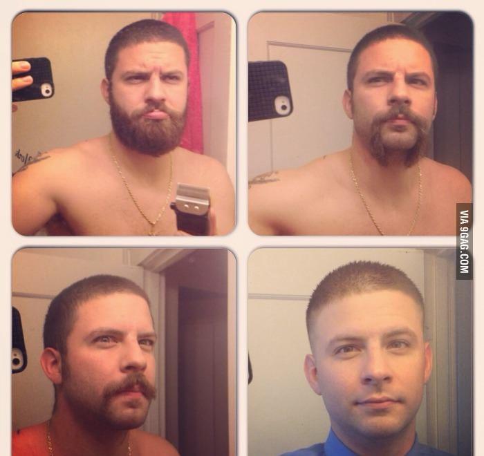 Борода меняет все