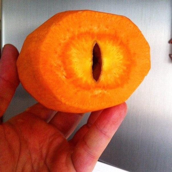 Морковка зла