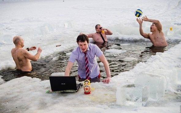 Развлечения в России