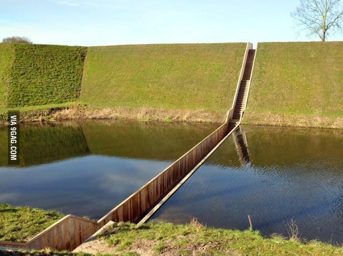 Мост Моиссея в Нидерландах