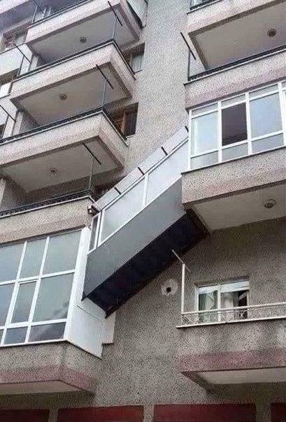 Купил квартиру у соседа