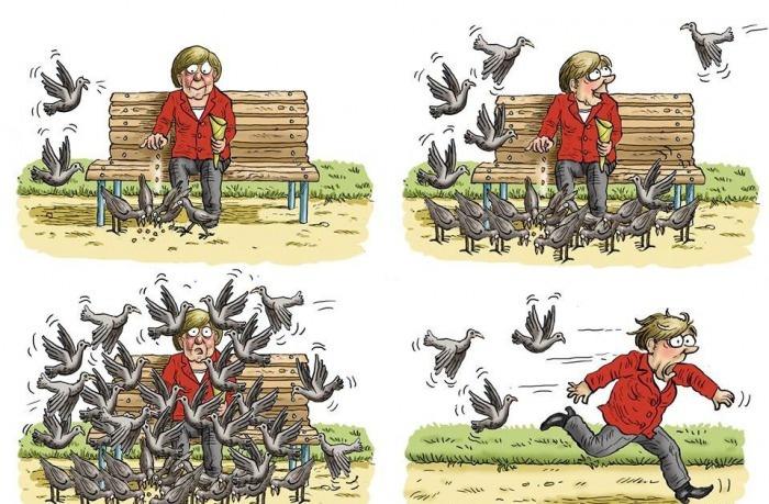 Тем временем в Германии