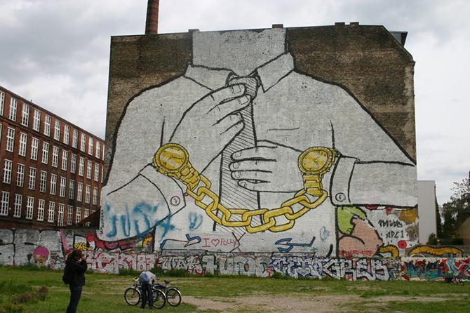 Стритарт Берлин, Германия